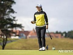 김세영, LPGA 상하이 대회 3라운드 공동 6위 도약