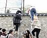 경찰, 미국대사관저 '월담' 대학생 9명 구속영장