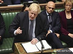 英 하원, 브렉시트 새 합의안 승인 미루기로 투표(1보)