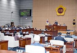'제사보다 젯밥' 광주시의회 의전용 수행비서 충원 논란