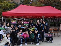 광주서부경찰, 학교폭력 및 대리입금 피해 예방 캠페인