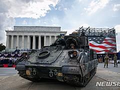 美 조지아 육군기지서 장갑차 사고로 3명 즉사
