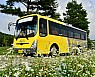장성군 농촌버스, '옐로우시티' 색깔 입혀 산뜻하게 변신