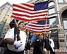 트럼프, 뉴욕서 재향군인의 날 기념...현직 대통령으론 처음