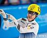 박지원, 쇼트트랙 월드컵 3차 대회 1500m 金···대회 3관왕