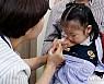 초등학교 고학년 독감 예방접종률 58%···