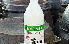 [청와대에 입성한 전라도 술] 송명섭 막걸리 그맛은?