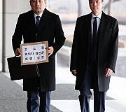 강용석 변호사, 검찰에 김건모 고소