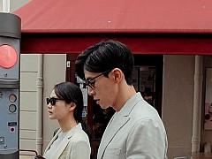 """김무열·윤승아 """"우리들의 룩""""…워너비 패션부부"""