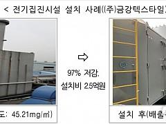 소규모사업장 미세먼지 저감시설 지원···내년 2배이상 확대