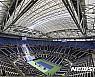 [US오픈]아서 애시 스타디움 개폐식 지붕, 처음으로 경기 중 이용